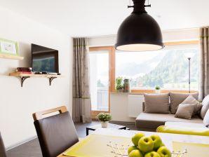 Ferienwohnung Wildgrün Panorama Lodge
