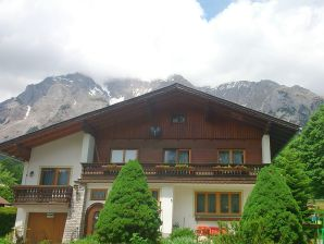 Holiday apartment Haus Bergluft