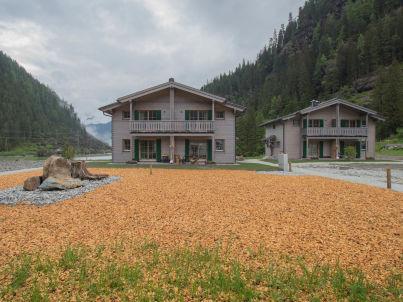 Lodge Wildrose im Tauerndorf Enzingerboden