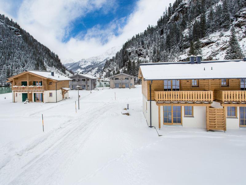Alpine hut Lodge Little Bear in Tauerndorf