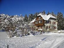 Ferienwohnung Süd im Schwarzwaldhaus mit privatem Barfusspfad
