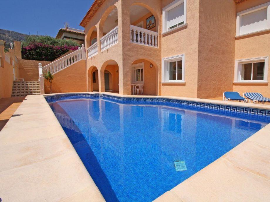 Ferienhaus Galicia mit Pool