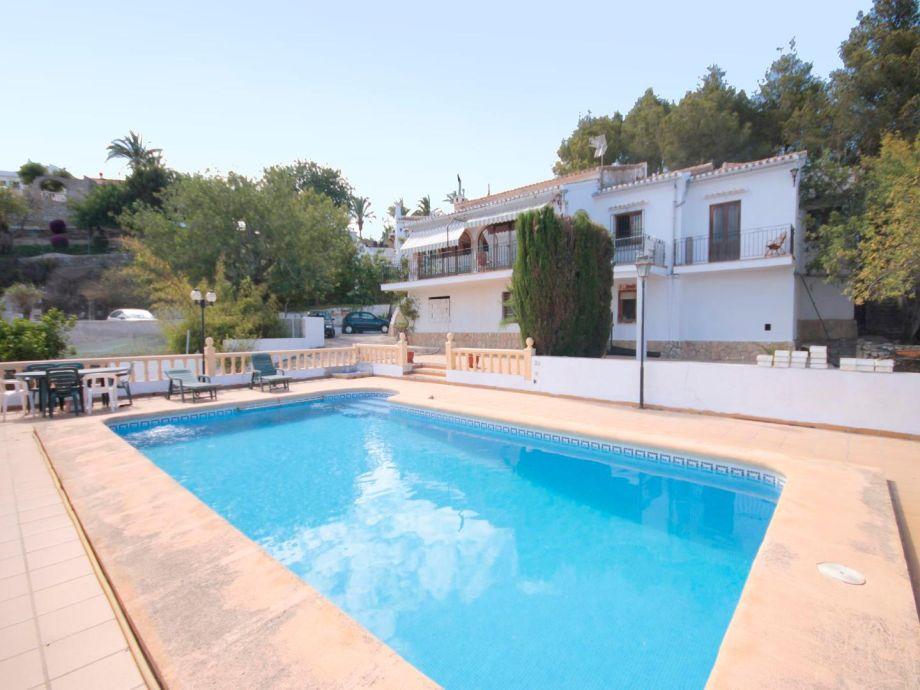 Ferienhaus Leon mit Pool