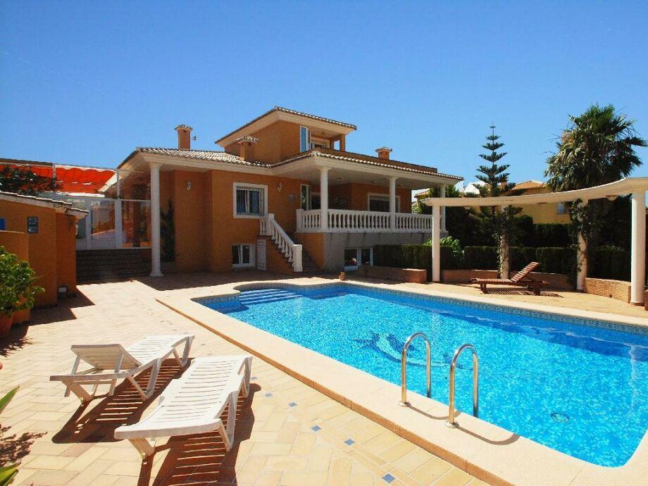 Ferienhaus Limon mit privatem Pool