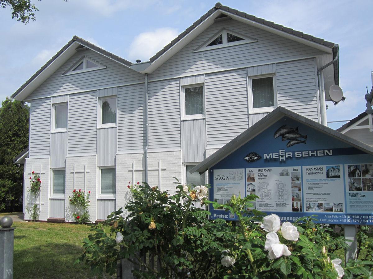 Ferienhaus Haus Thor Huus Asgard Falshöft am Leuchtturm