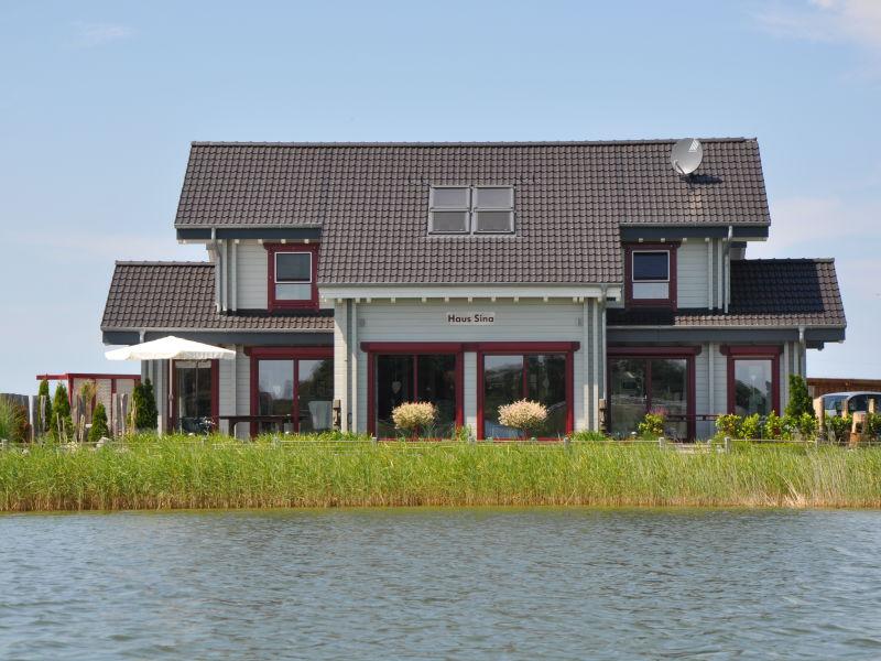 """Ferienhaus """"Haus Sina""""  AmWangermeer"""