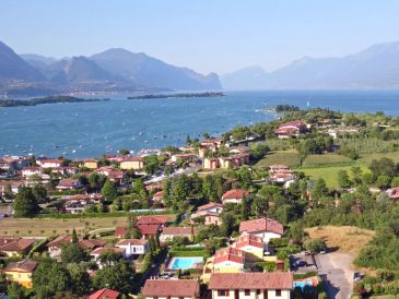 Villa Elisa mit Pool in Manerba