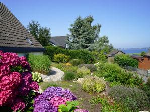 """Ferienhaus """"Schiffsdeck"""" mit Aussicht auf die schöne Ostsee"""