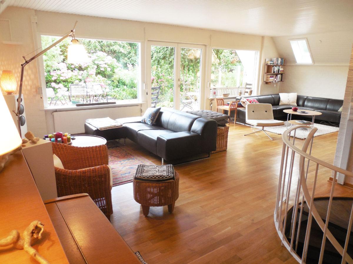 ferienhaus schiffsdeck mit aussicht auf die sch ne. Black Bedroom Furniture Sets. Home Design Ideas