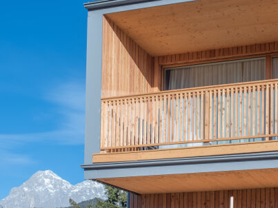 in Rittis Alpin Chalet