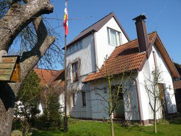 Ferienhaus Merlins Turmhuus