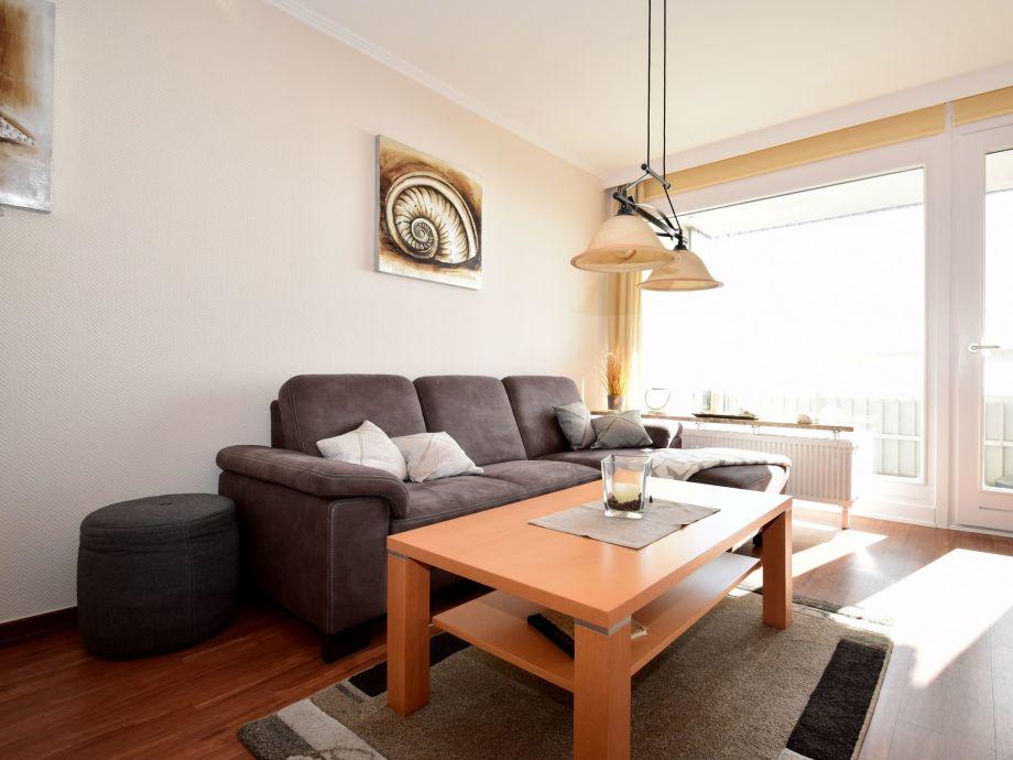 Ausstattung Seeblick Apartment 42
