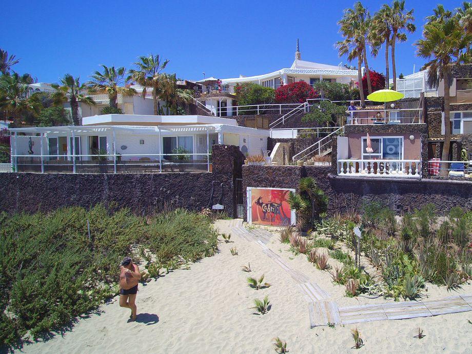 Torre II Strandansicht
