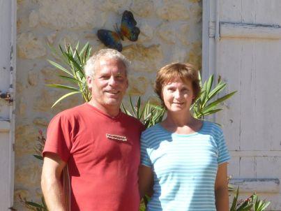Ihr Gastgeber Christoph und Sabine Neu