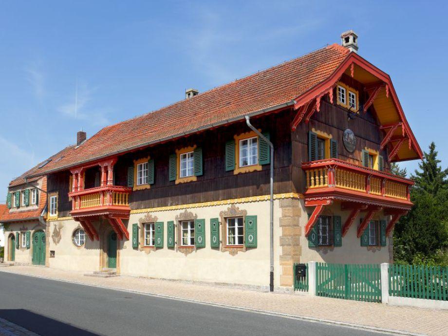 Das Jagdhaus - mitten in Deutschland