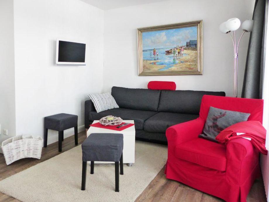 Couch und gemütlicher Sessel