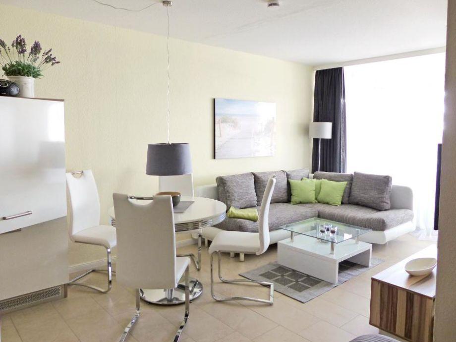 Ausstattung Kaiserhof Apartment 202, Typ A