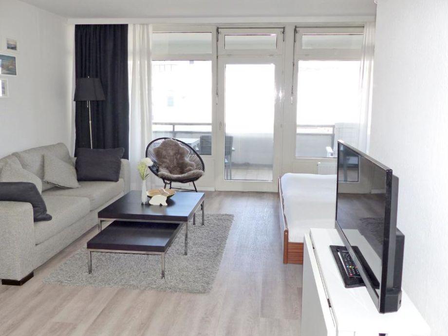 Ausstattung Kaiserhof Apartment 205, Typ J