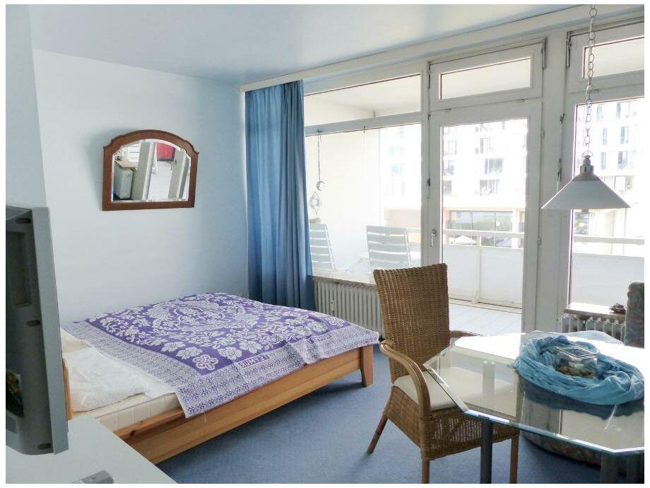 Ausstattung Kaiserhof Apartment 316, Typ B