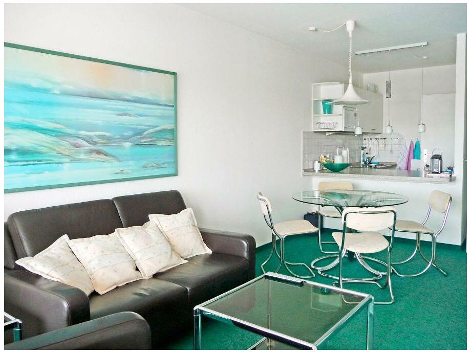 Ausstattung Kaiserhof Apartment 327, Typ D