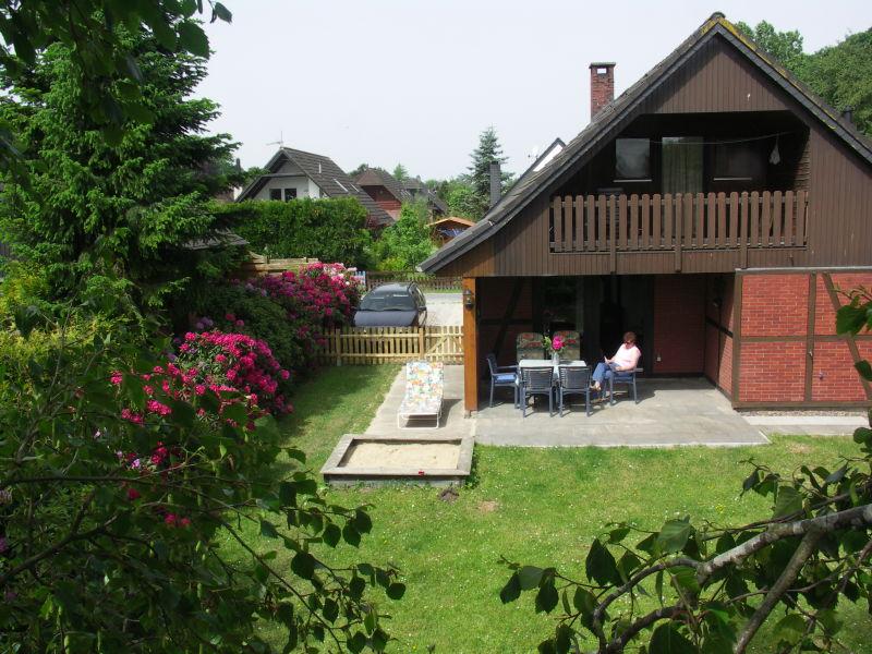 Ferienhaus Fachwerkhaus