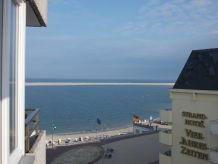 Ferienwohnung Meer-/Inselblick Borkum