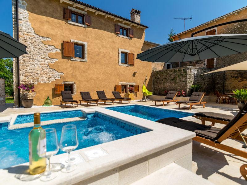 Wonderful Istrian Villa