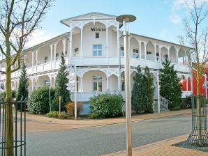 Ferienwohnung 03 in der Villa Minna mit Balkon