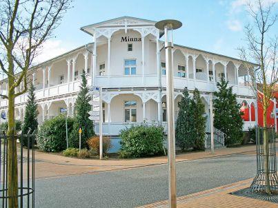03 in der Villa Minna mit Balkon