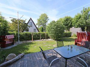 Ferienhaus 11 A.01 Finnhaus mit Terrasse