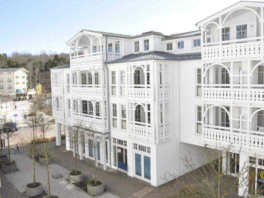 Außenaufnahme 550 - Haus Göhren im Seepark Sellin