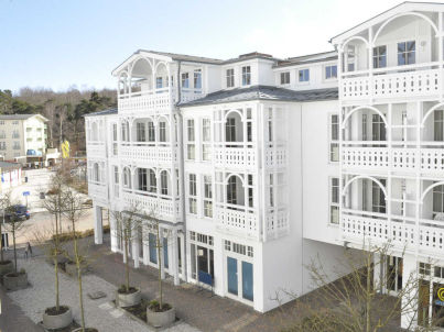 550 - Haus Göhren im Seepark Sellin