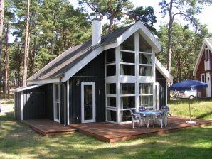 Ferienwohnung in Ferienwohnpark | F.01 Ferienhaus Walddüne - Strandpark Baabe