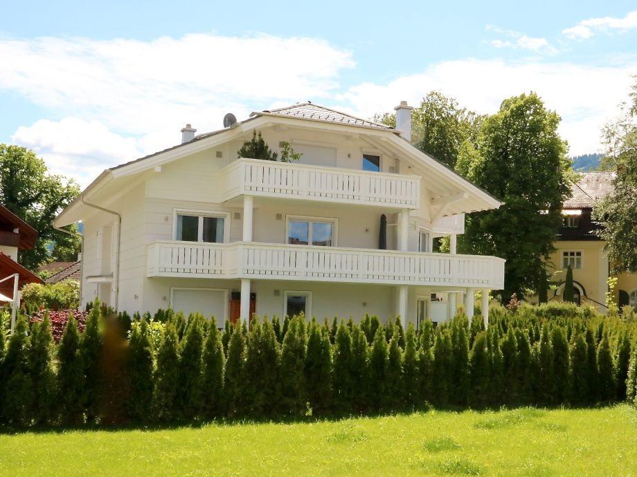 Das Haus mit der Ferienwohnung Cara