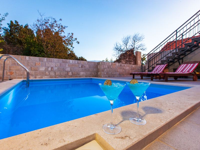 Holiday house Silente with Pool