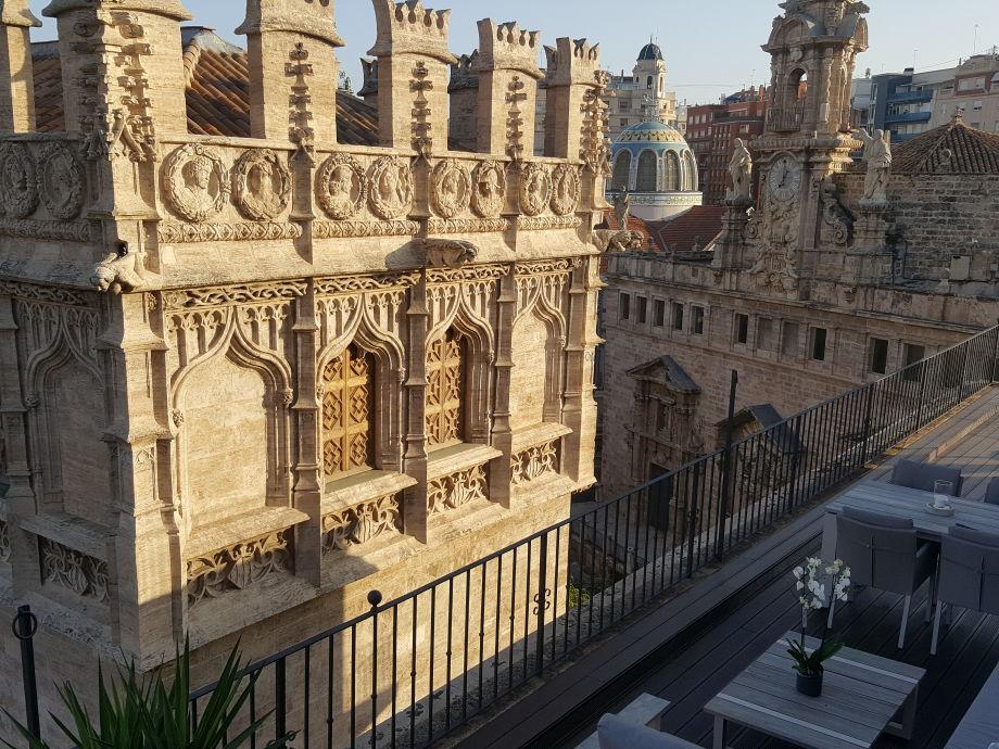 "Weltkulturerbe ""La Lonja de la Seda"", ehem.Kathedrale"