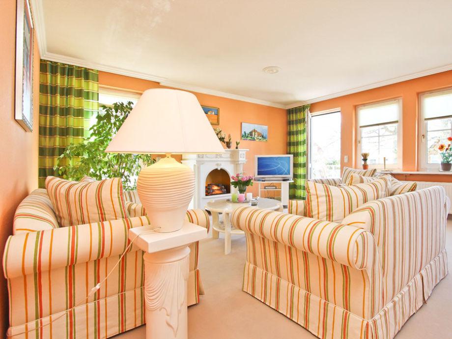 Ausstattung Strandluft Suite
