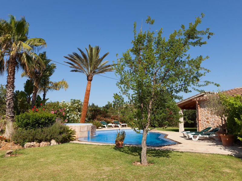 Finca Can Miquel mit Pool in Pollensa