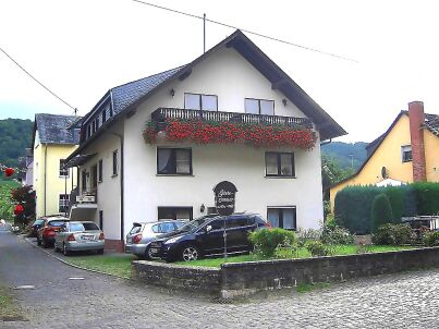 im Gästehaus Kirch