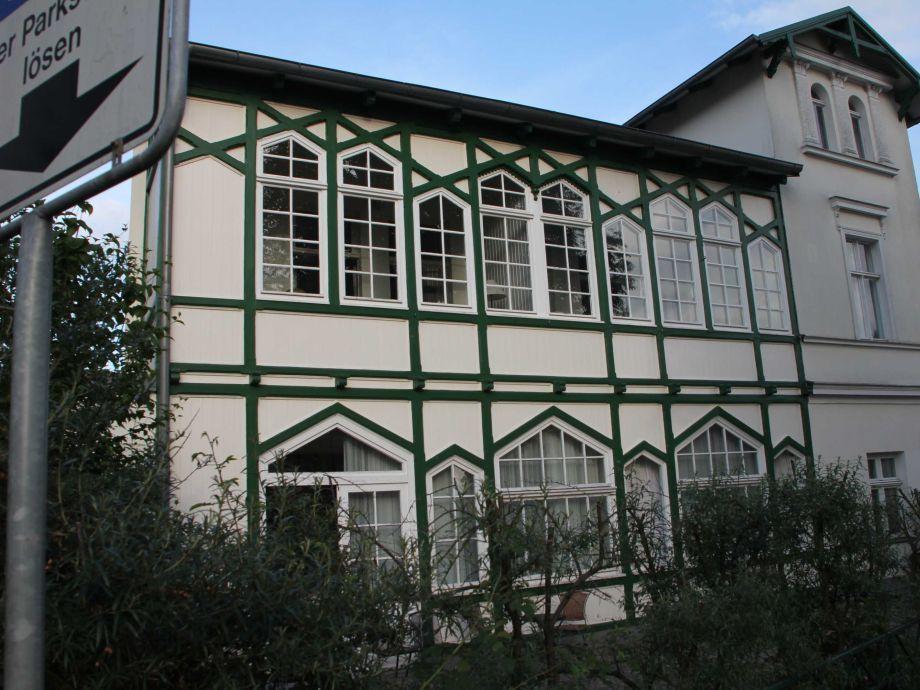 Außenaufnahme im Haus Gooren 1
