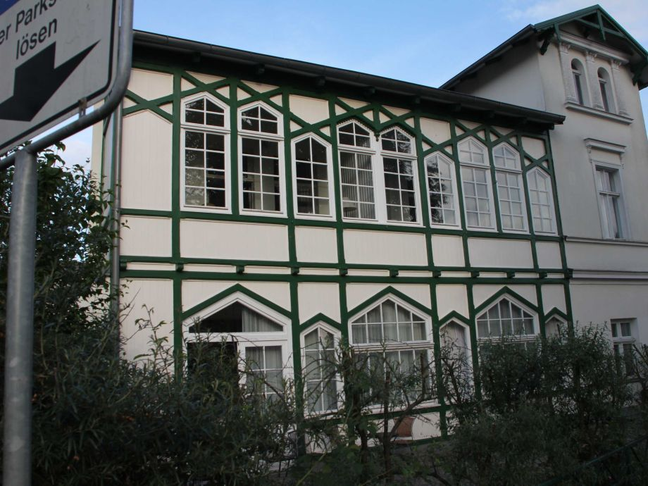 Außenaufnahme im Haus Gooren 2