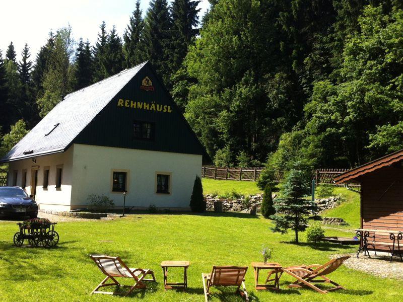 Ferienhaus Bikehütte Rehnhäusl