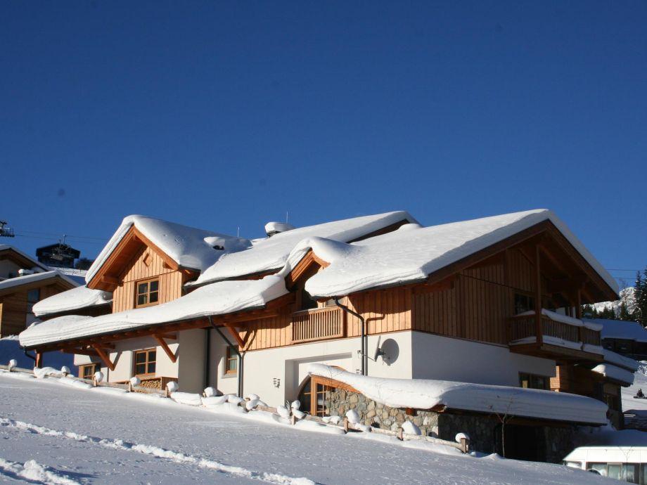Winter: Seite Annaberg und Bergblick