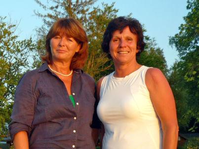 Ihr Gastgeber Ulrike Uhlmann Maria Albers