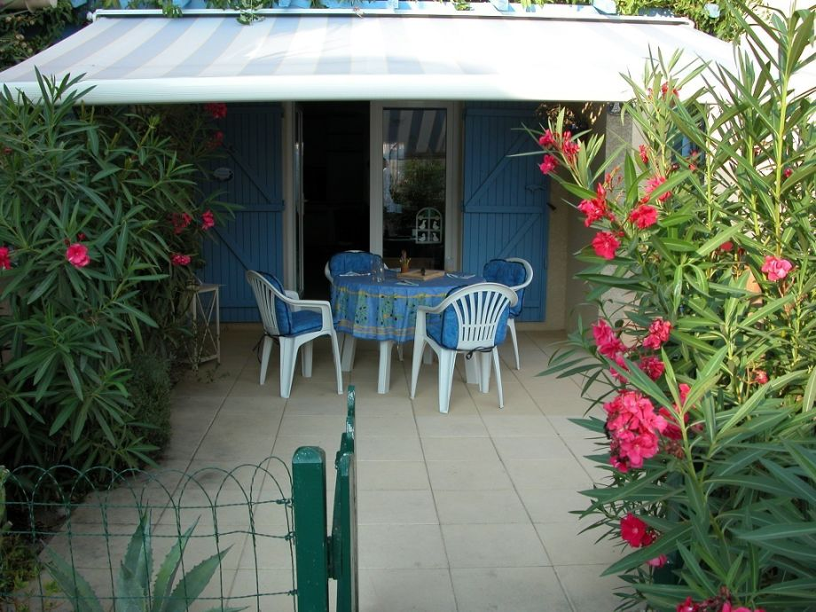 Terrasse vorne