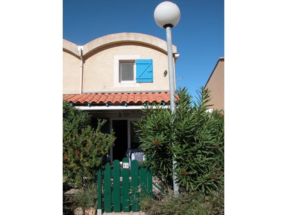Ferienhaus la Cigale mit Terrasse