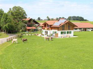 Ferienwohnung Alpspitz auf dem Bauernhof Eberle