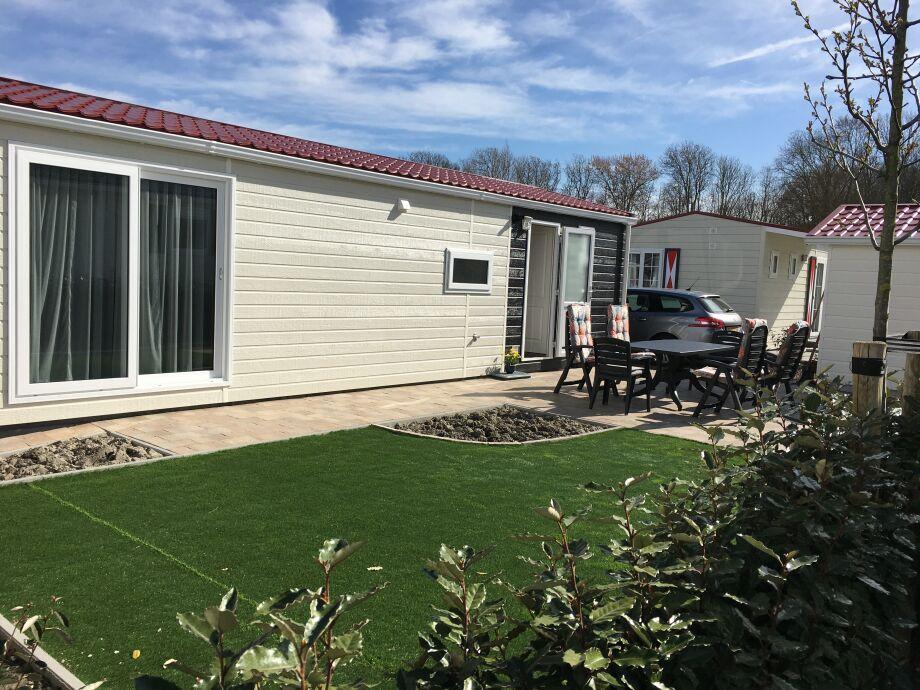 Garten und chalet