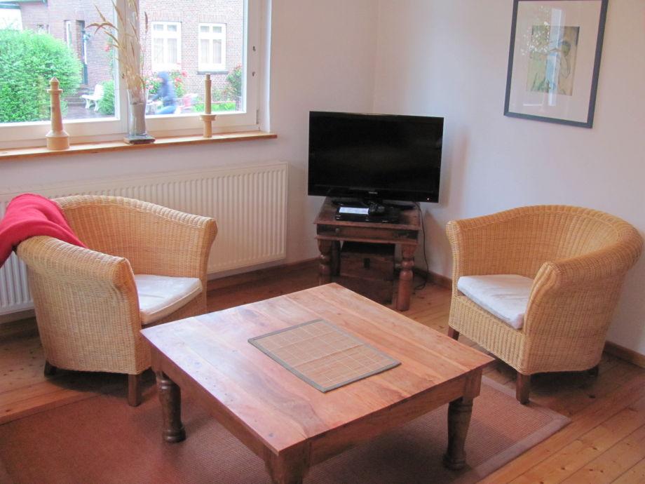 Fernsehplatz im Wohnzimmerbereich