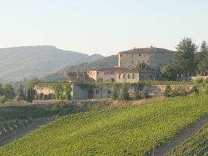Ferienwohnung Burg Chianti